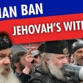 featured image KTF News Video – More on Jehovah's Witnesses in Russia