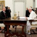 featured image Putin Visits Pope Francis on July 4th