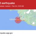 featured image Terremoto en Islandia: Un Fuerte Temblor de 5,6 Grados Sacude Reikiavik y se Producen Réplicas