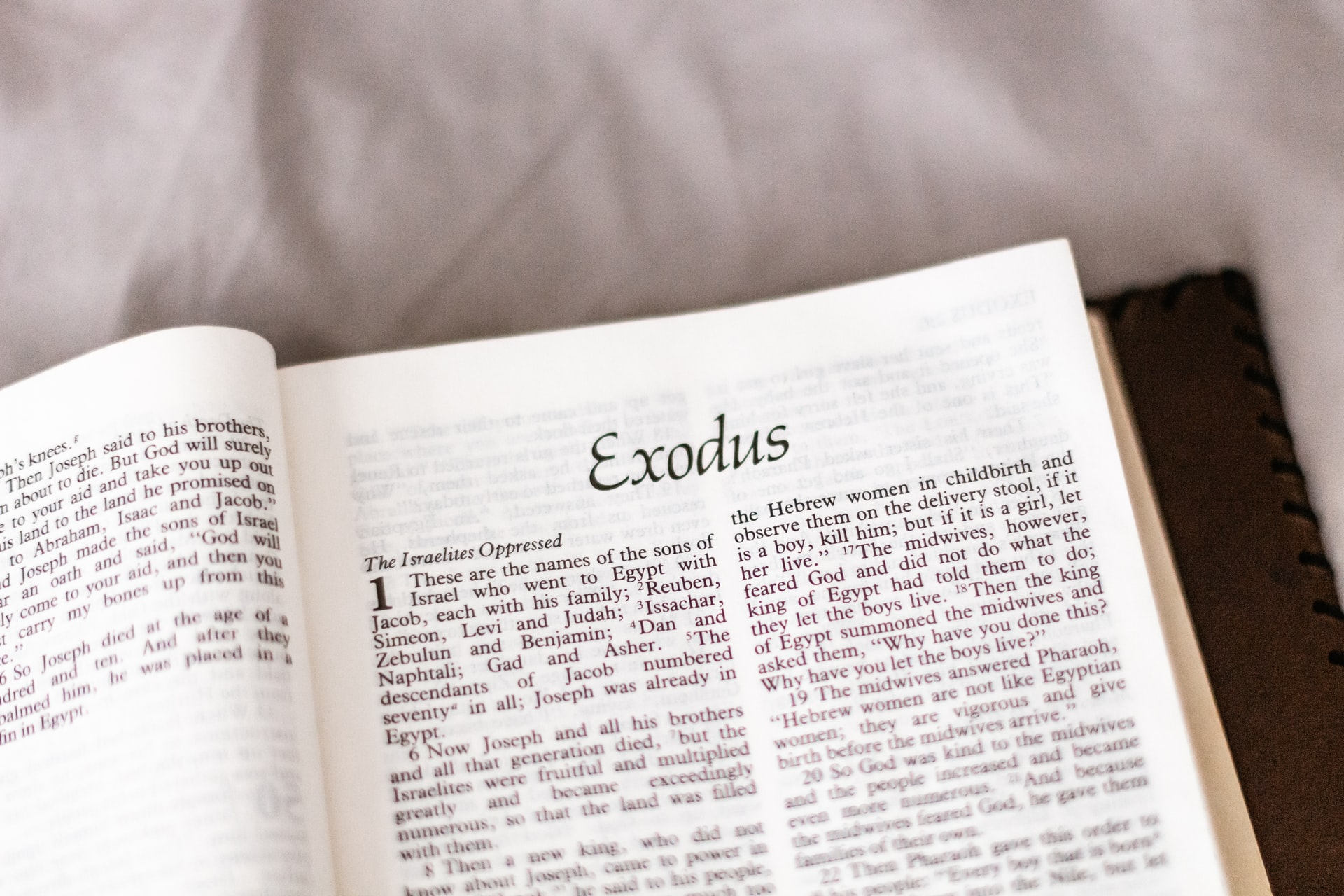 The Exodus: Type of Modern Israel, Part 4 (Israel's Time of Trouble)