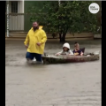 featured image 'What more can you do to us?' Flooding swamps Louisiana, killing 2; rainfall in Lake Charles possibly a 100-year event