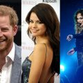featured image Prince Harry joins pop royalties like Selena Gomez, J-Lo at 'Vax Live' concert in Los Angeles
