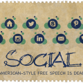 featured image On Social Media, American-Style Free Speech Is Dead