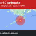 featured image KTF News Video – Magnitude 6.9 earthquake strikes off coast of Alaska