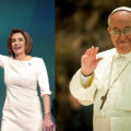 featured image Pelosi meets pope as abortion debate rages back home
